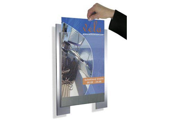 Wandplakathalter COVER Plakatwechsel