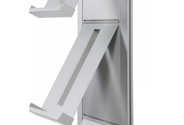 Wandprospekthalter A4 QUATTRO - Prospektablage