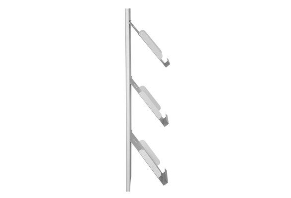 Wandprospekthalter A4 SLIM - Gestell