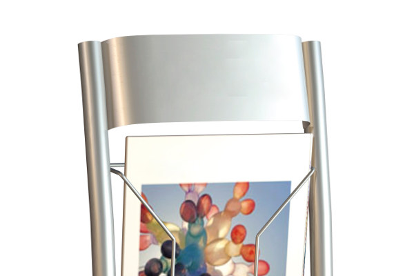 Wandprospekthalter CHAMPION - Werbefläche